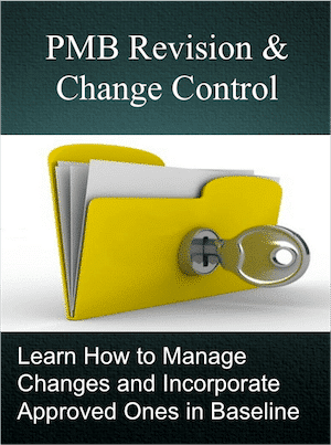PMB Revisions and Change Control