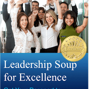 Leadership Soup for Excellence Online Training