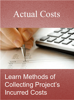 Project Actual Costs training