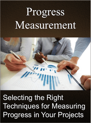 Project Progress Measurement training