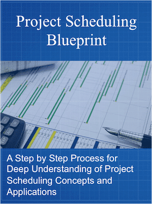 Project scheduling blueprint project control training malvernweather Images